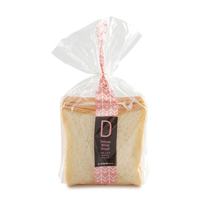 Deluxe White Bread (4pc)