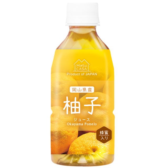 Japanese Pomelo with Honey Drink