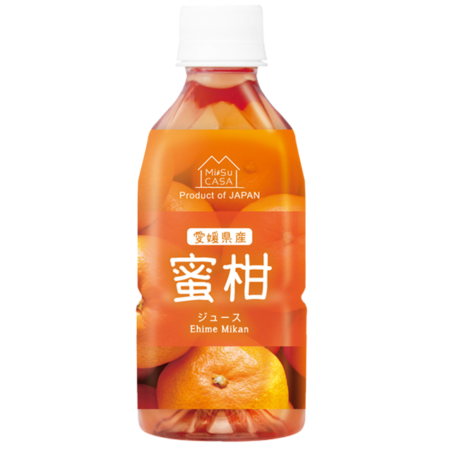 Japanese Mikan Drink